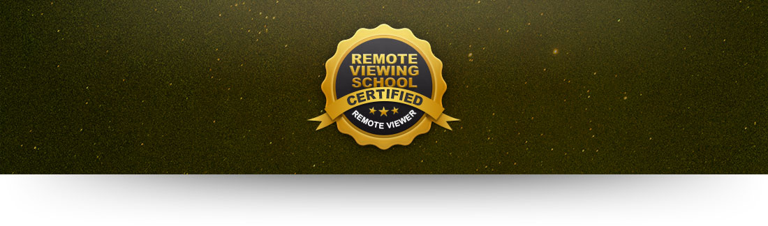 Online Course for the Certified Remote Viewer (Omega)